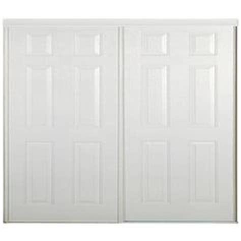 reliabilt flush mirror sliding closet interior door