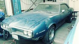 Original Owner: 1968 Pontiac Firebird