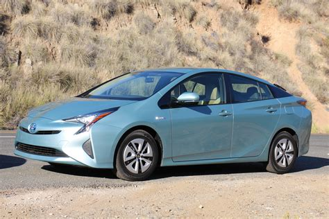 First Drive Of 56-mpg Hybrid