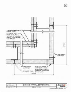 2 hour floor ceiling assembly integralbookcom With 2 hour floor ceiling assembly