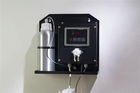 steam room aromatherapy pump dispenser livinghouse