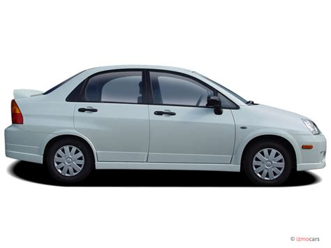 car repair manuals download 2005 suzuki aerio windshield wipe control image 2005 suzuki aerio 4 door sedan s manual side exterior view size 640 x 480 type gif