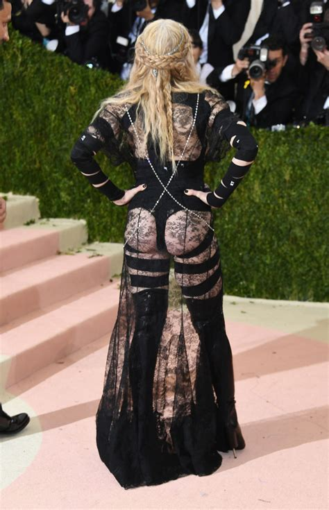 madonna s at met gala 2016 pret a reporter