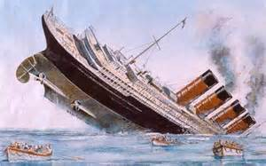 the gallery for gt rms lusitania wreck