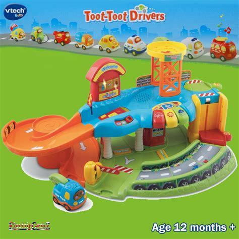 baby bureau vtech vtech baby toot toot drivers garage