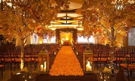 garden wedding venues fall wedding ideas fall