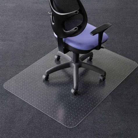 tapis plastique bureau achat tapis protège sol bureau acheter pro