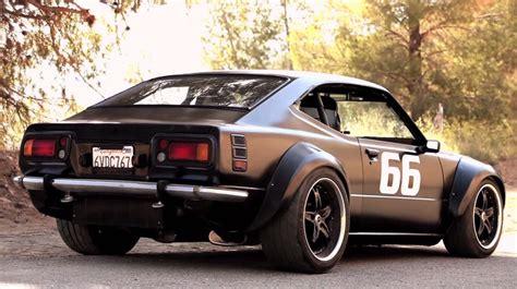 lexus corolla 1975 toyota corolla with a supercharged lexus 1uz fe v8