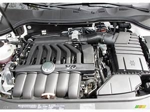 2008 Volkswagen Passat Vr6 4motion Sedan 3 6 Liter Dohc 24