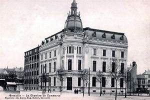 Postcards of the past vintage postcards of grenoble france for Chambre de commerce grenoble