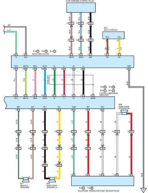 Lexu Sc400 Starter Wiring Diagram by Audio Wiring Diagram For 1999 Gs300 Mk2 Anybody Lexus