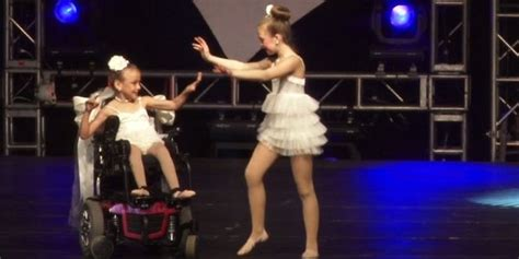 sisters  wheelchairs perform  unforgettable dance