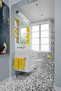 Badezimmer Farbe Statt Fliesen : 40 design ideen f r kleine badezimmer ~ Eleganceandgraceweddings.com Haus und Dekorationen