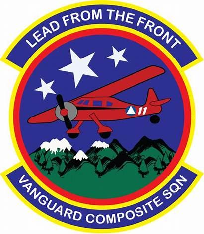 Squadron Vanguard Composite Air Wing Patrol Civil