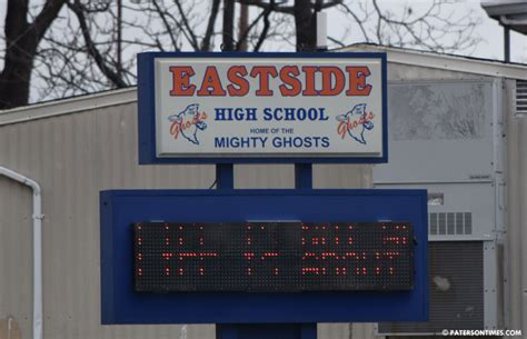 authorities probing patersons eastside high school