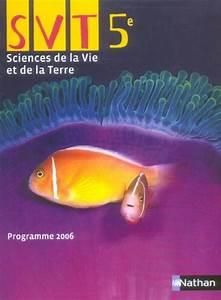 Acheter De La Terre : livre sciences de la vie et de la terre 5 me manuel ~ Dailycaller-alerts.com Idées de Décoration
