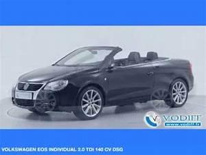 Volkswagen Eos Occasion : vodiff volkswagen occasion alsace volkswagen eos individual 2 0 tdi 140 cv dsg youtube ~ Gottalentnigeria.com Avis de Voitures