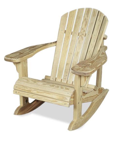 diy wood design useful child s adirondack rocking chair plans