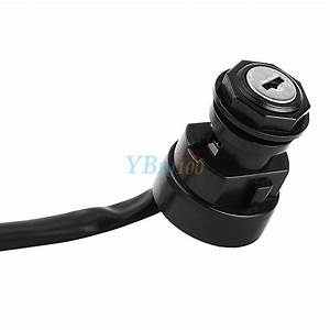 2wire Ignition Key Switch For Yamaha Yfm 350 Bruin 660r