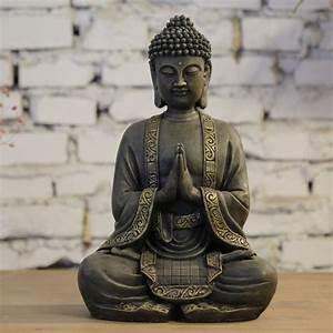 Grande Statue Decoration Interieur : fournisseur statue bouddha d co zen sunchine ~ Teatrodelosmanantiales.com Idées de Décoration