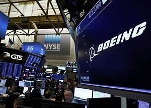 Boeing shares take another hit as more countries ground ...