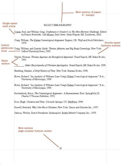 turabian format template turabian style annotated bibliography exle xyz