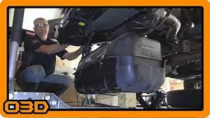 Detailed Gas Tank Removal And Fuel Line Connectors