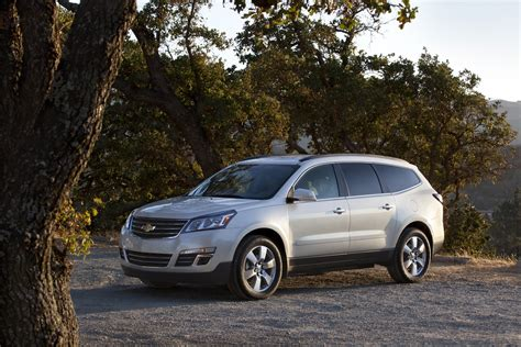 chevrolet traverse ltz 2017 chevy traverse exterior body style gm authority