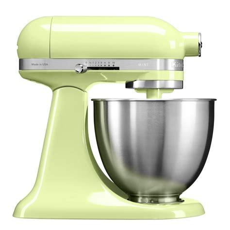 mixer kitchenaid mini qvc stand tilt head