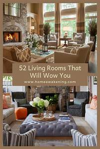 52, Living, Rooms, That, Will, Wow, You