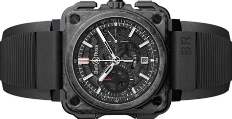 Firstlook The Bell & Ross Brx1 Carbon Forgé  Time And