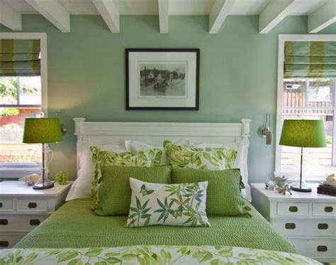 21 rosemary 10 ideas plus one for a green and white bedroom makeover