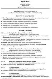 resume for electronic assembler resume sle assembly inspection fabrication