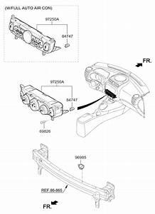 2017 Kia Soul Heater System-heater Control