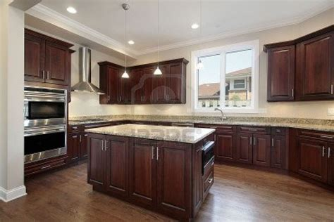 kitchen granite design best 25 cherry wood kitchens ideas on cherry 1776
