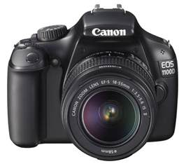 DigiCamReview.com | Canon EOS 1100D DSLR Announced