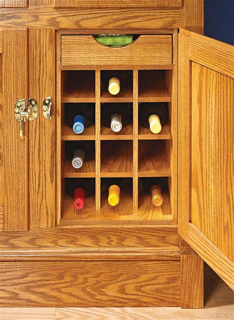 icebox wine cabinet