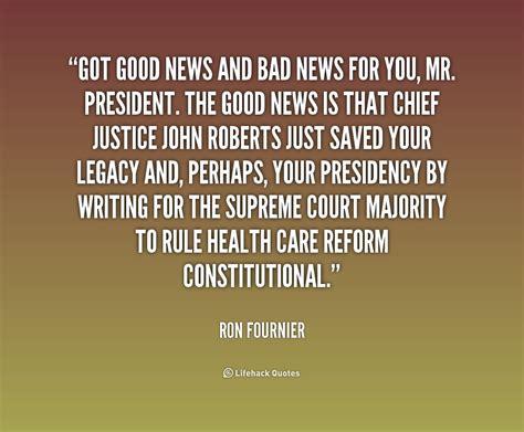 quotes  bad news quotesgram