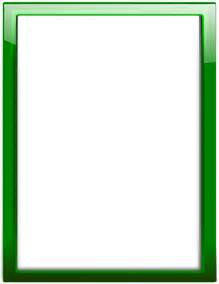 s shower invitations glass frame green vertical page frames more frames