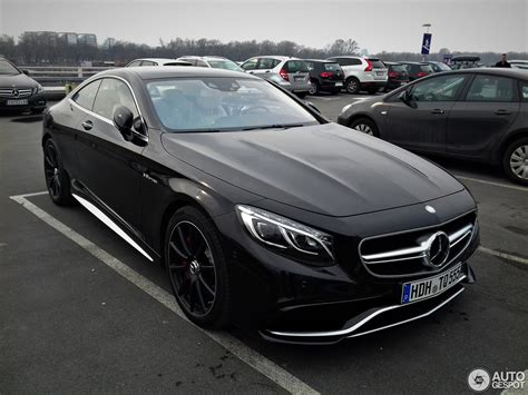 S63 Amg Coupe 2017 by Mercedes S 63 Amg Coup 233 C217 17 Mai 2017 Autogespot