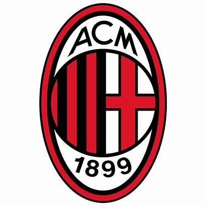 Football Ac Serie Logos Italian Milan 2500