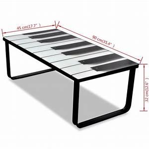 Table Basse En Solde : acheter table basse en verre design piano pas cher ~ Teatrodelosmanantiales.com Idées de Décoration