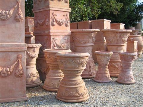 vasi giardino terracotta vasi esterni vasi da giardino modelli vaso