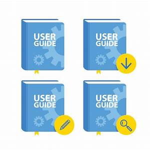 Royalty Free User Manual Clip Art  Vector Images