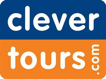 Clever Tours Logos Cdr