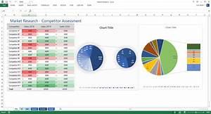 Survey Template Microsoft Word Market Research Templates 5 X Ms Word 14 X Excel