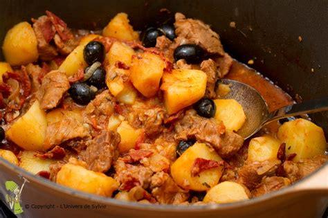 recette de cuisine portugaise facile sauté de veau à la portugaise l 39 univers de sylvie l