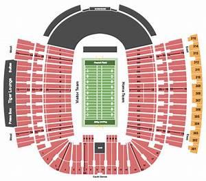 Faurot Field At Memorial Stadium Seats Columbia