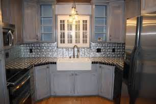 kitchen tin backsplash kitchen applying tin backsplash ideas for kitchen applying installing tin backsplash kitchen