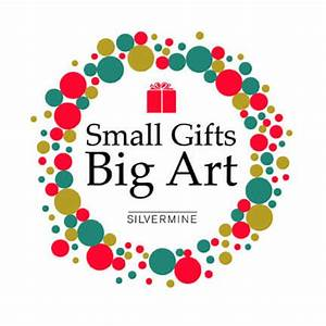 Small Gifts Big Art – December 2nd 4th – New Canaan Chamber